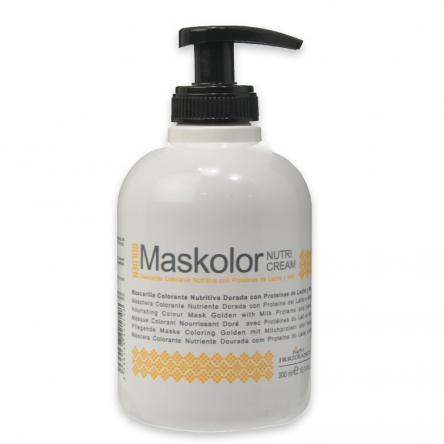 Maschera colorante nutriente 300 ml golden