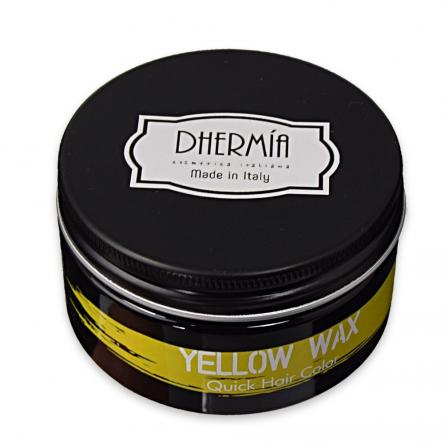 Dhermia cera capelli yellow wax 80 ml