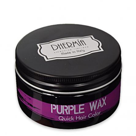 Dhermia cera capelli purple wax 80 ml