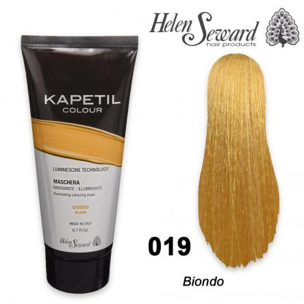 Kapetil mask helen seward biondo/blond 200 ml