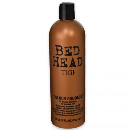 Tigi colour goddess shampoo 750 ml