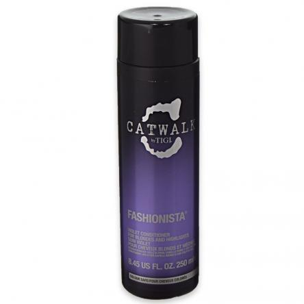 Tigi fashionista violet conditioner 250 ml