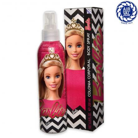 Barbie colonia corpo 200ml vapo