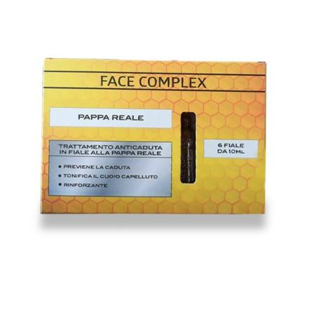 Face complex fiale pappa reale 6 x 10 ml