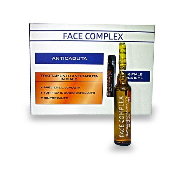 Face complex fiale anticaduta 6 x 10 ml