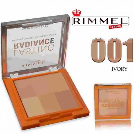 Rimmel lasting radiance powder 01