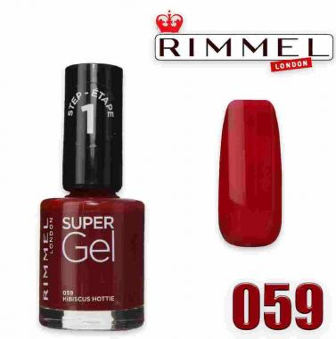 Rimmel smalto super gel 059