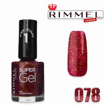 Rimmel smalto super gel 078