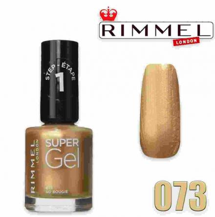 Rimmel smalto super gel 073