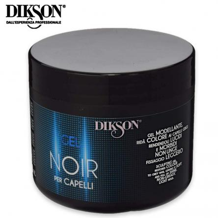 Dikson gel modellante noir vaso 500 ml