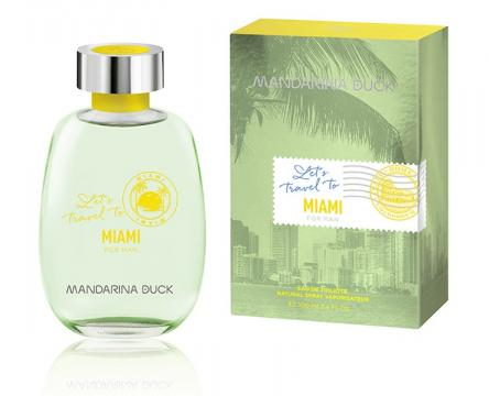 Mandarina duck miami for him edt 100 ml