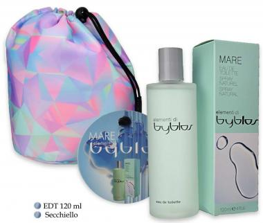 Byblos mare edt 120 ml + secchiello