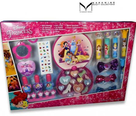 Princess color blockbuster set