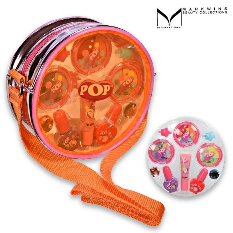 Pop girl beauty otg neon or