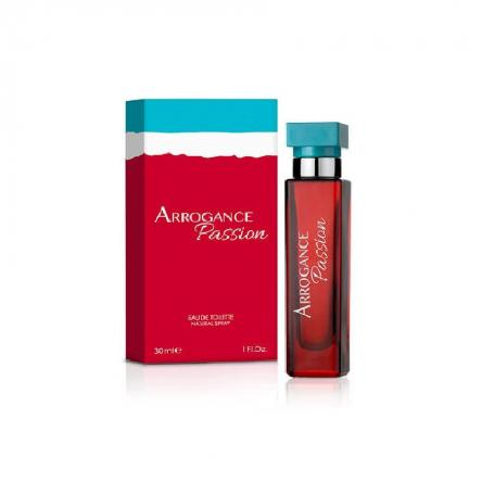 Arrogance passion edt 30 ml