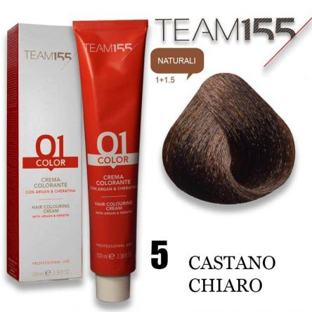 Team 155 tintura 100 ml n° 5