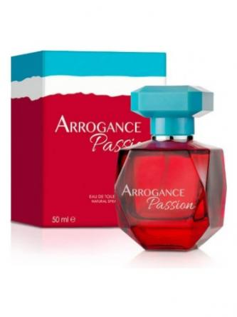 Arrogance passion edt 50 ml