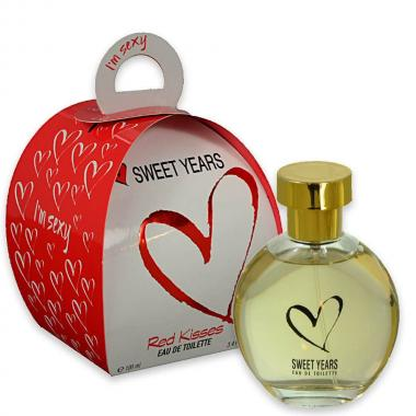Sweet years i'm sexy red kisses edt 100 ml
