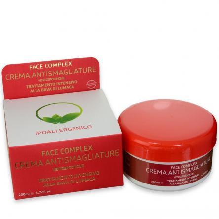 Face complex crema corpo anti smagliature 200 ml