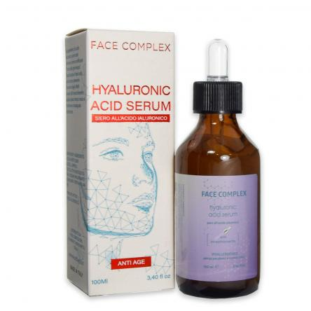Face complex siero acido ialuronico 100 ml,