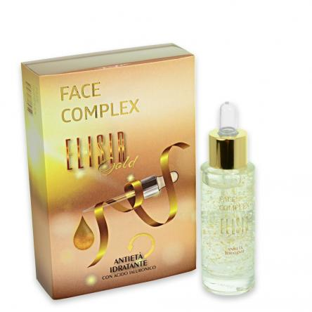 Face complex gold elisir 30 ml