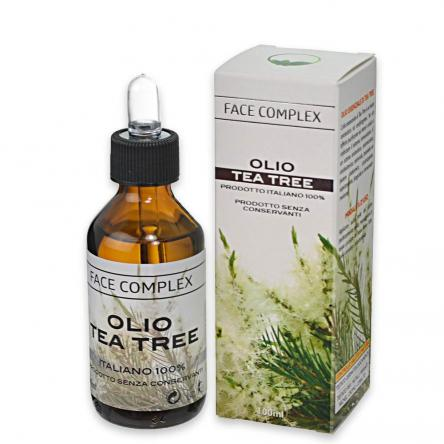 Face complex olio tea tree 100 ml