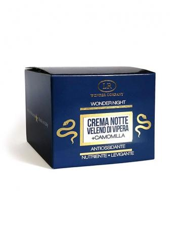 Wonder night crema viso notte