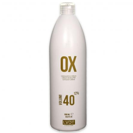 Lvdt ossidante in crema 40 vol 1000 ml-