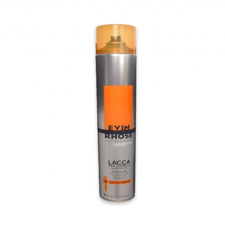 Lacca capelli extra strong 750 ml new evinrhose