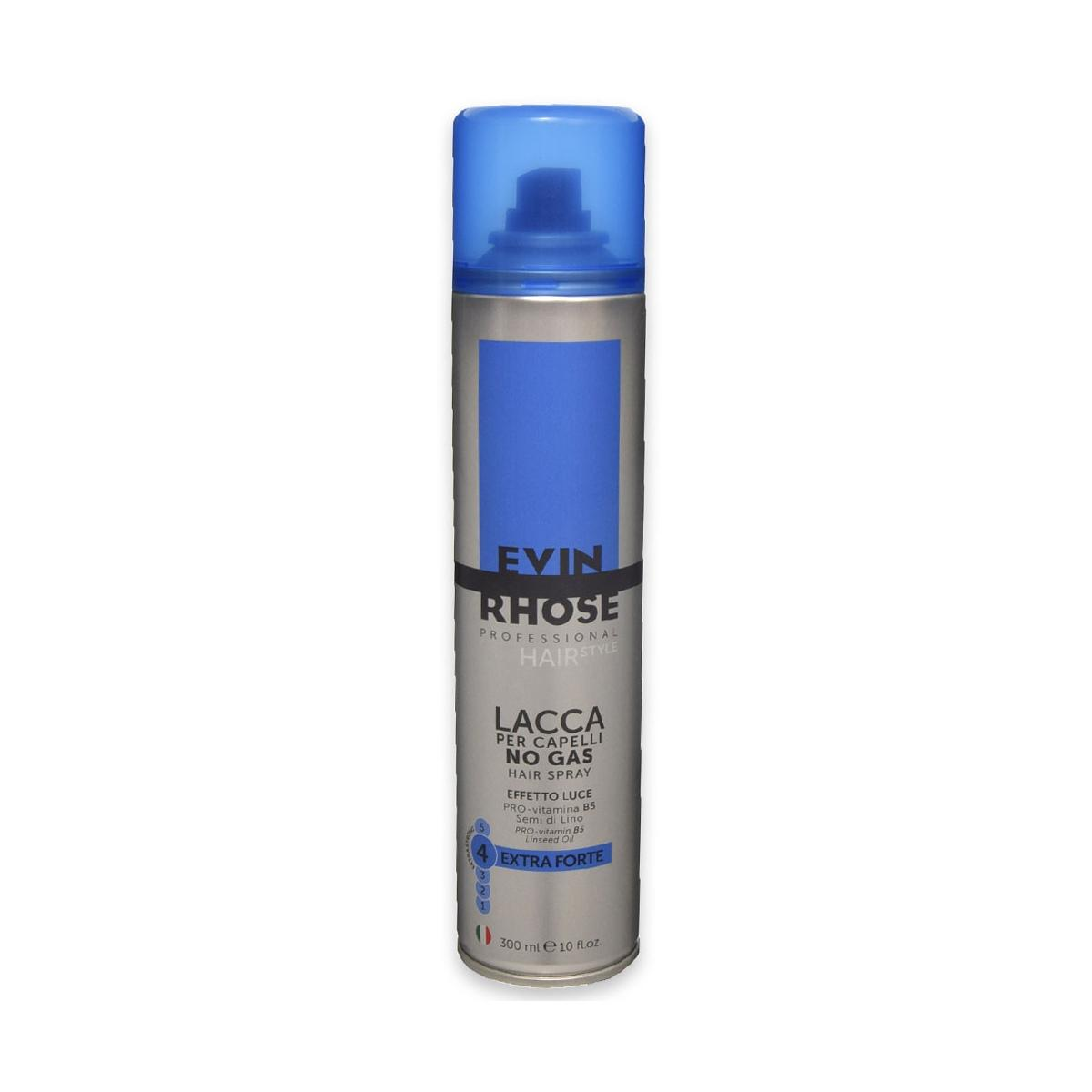 Lacca capelli no gas extra strong 300 ml evinrhose