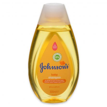 Johnson's baby shampoo 300 ml delicato