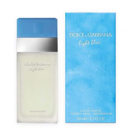 Dolce&gabbana light blue 50 ml
