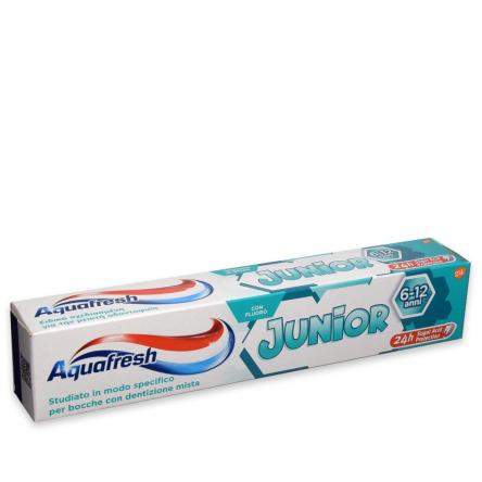 Aquafresh dent. junior 75 ml