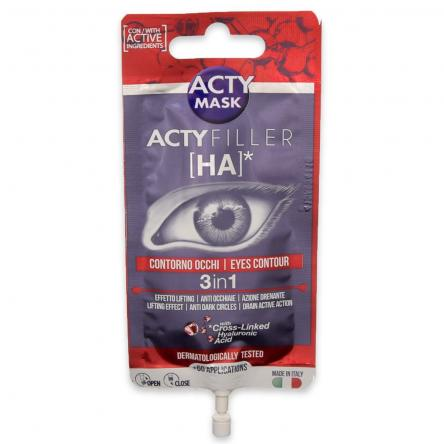 Acty mask gel contorno occhi