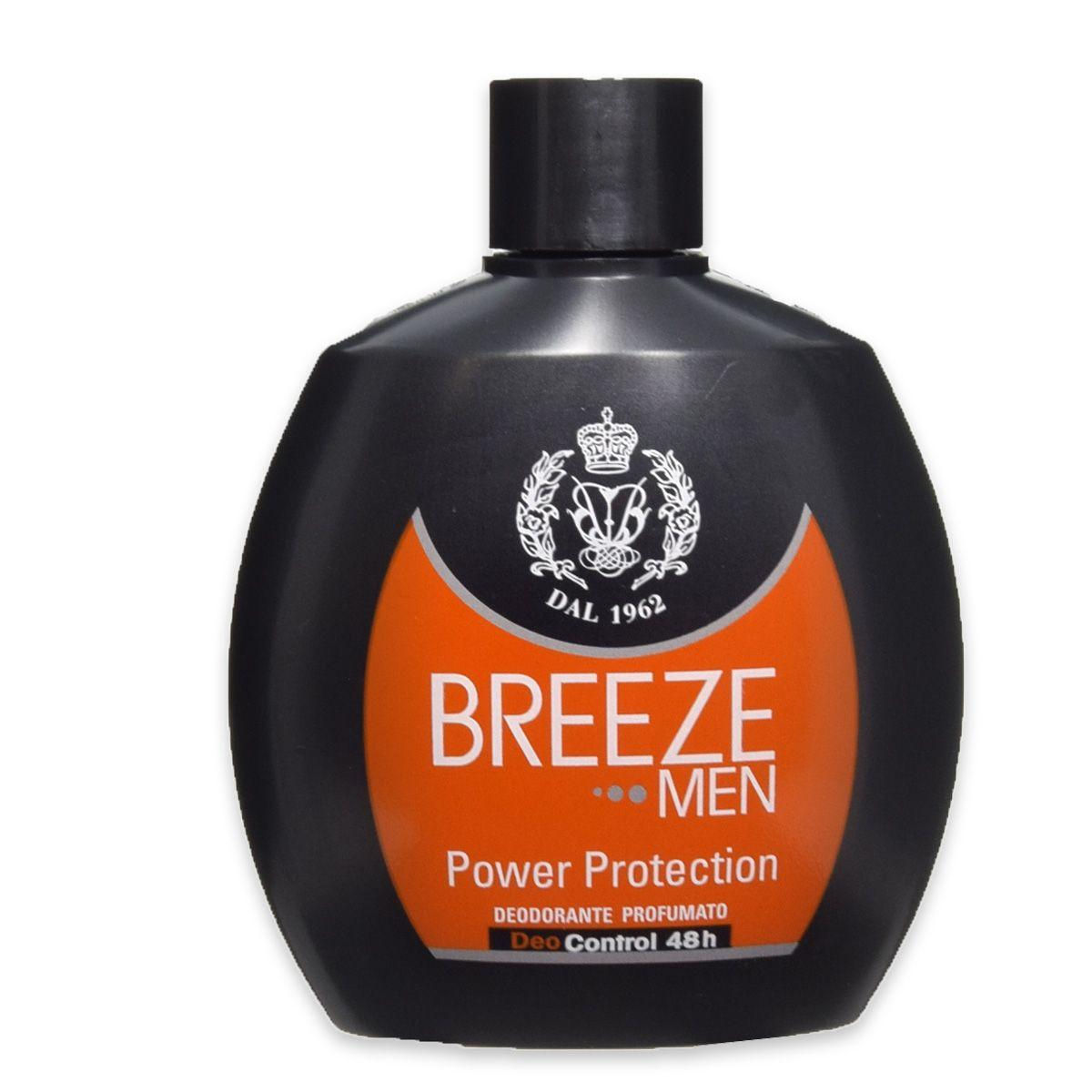 Breeze deo squeeze 100 ml power protection