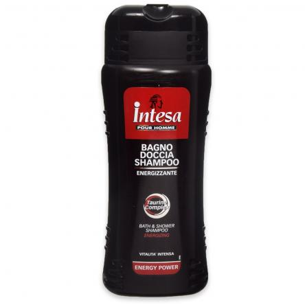 Intesa bagnoschiuma energy 500 ml