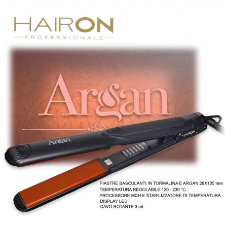 Piastra argan hairon