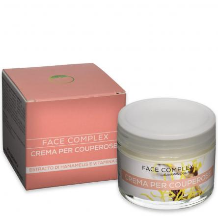 Face complex crema per couperose 50 ml