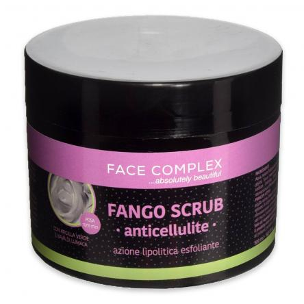 Face complex fango scrub anti-cellulite 500 ml