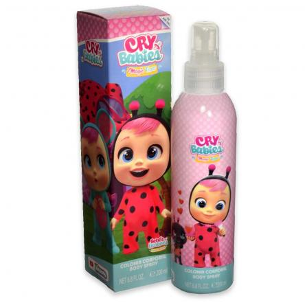 Cry babies body spray 200 ml