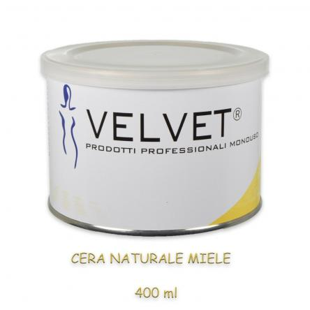 Cera naturale al miele 400 ml