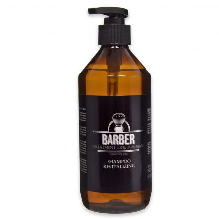 Barber shampoo revitalizing 500 ml