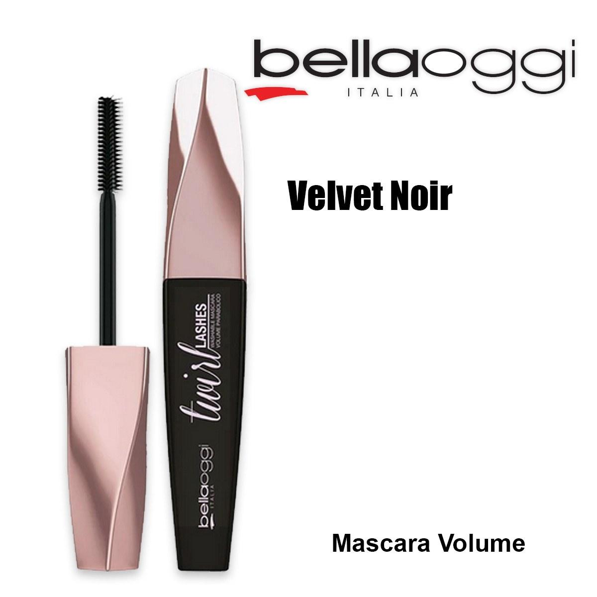 Twirl lashes mascara volume washable 64% velvet noir