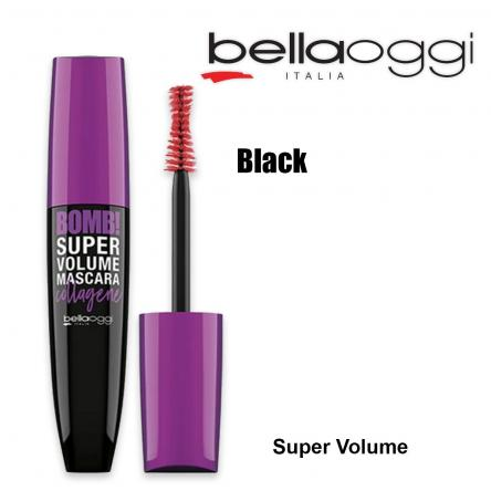 Bomb! mascara super volume black