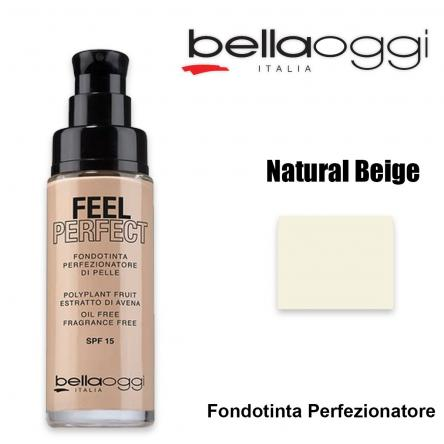 Feel perfect oil free spf 15 natural beige