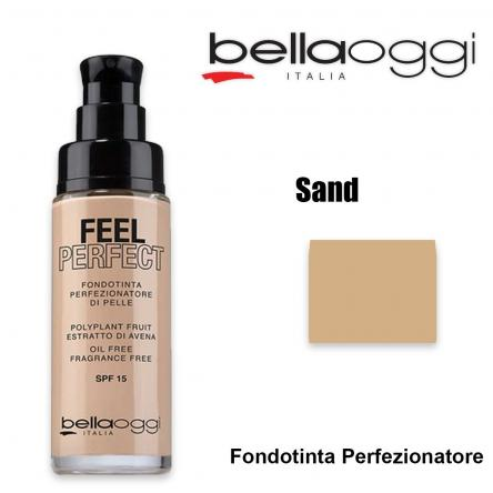 Feel perfect oil free spf 15 sand