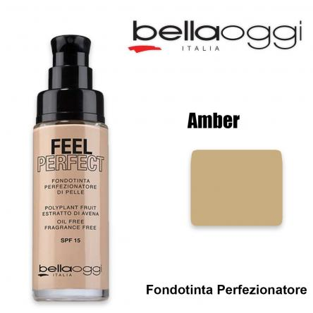 Feel perfect oil free spf 15 amber