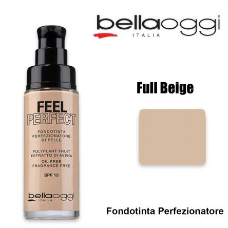 Feel perfect oil free spf 15 full beige