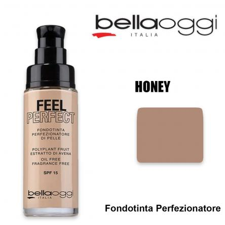 Feel perfect oil free spf 15 honey