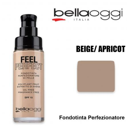 Feel perfect oil free spf 15 beige/apricot